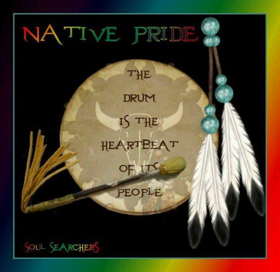 native drum