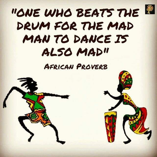 africn proverb